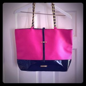 Juicy Couture Snap Closure Tote